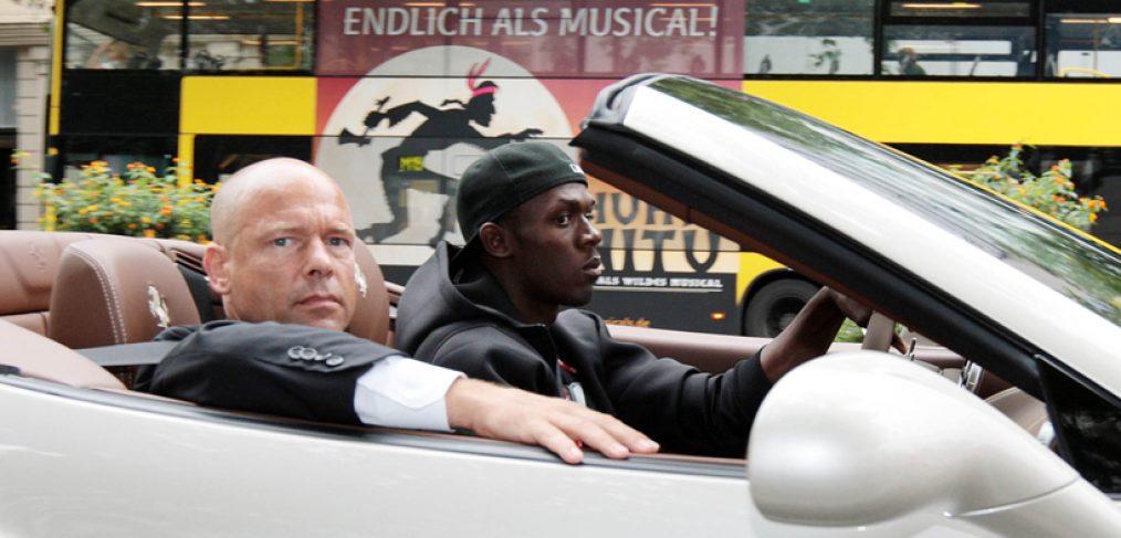 Michael Kuhr Usain Bolt